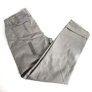 Denver Hayes High Rise Straight Leg Jeans 10x32